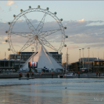 Fairy Wheel - Melbourne Dockland